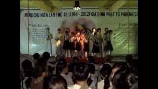DVD GĐPT Phương Diên Chu Niên 2/3: Văn Nghệ