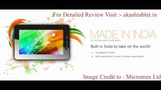 Micromax Funbook Review, 4.0 ICS Micromax tablet