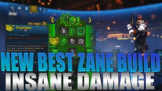 Borderlands 3 - NEW Best Zane Endgame Build Guide Insane Damage!