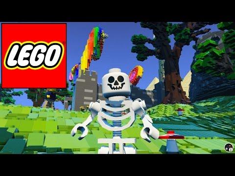 Lego Worlds - Cake Castle (1)
