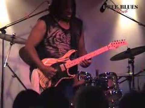 Free Blues Club - Hiram Bullock Gang - Part 1