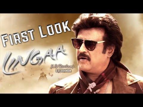 Lingaa - First Look REVEALED | Rajinikanth | Sonakshi Sinha
