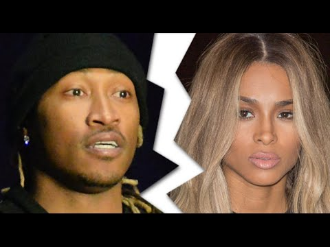 Ciara and Future break up...is anyone really SHOCKED?