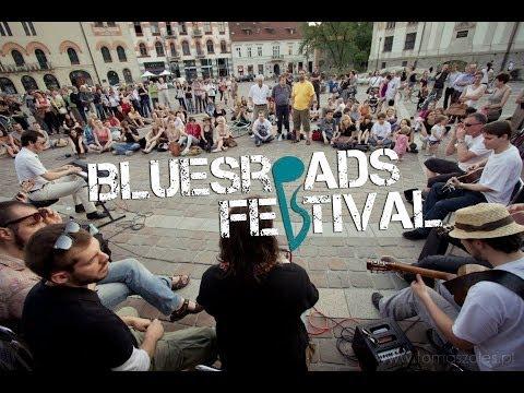 Bluesroads Festival 2014 | 8-11 Maja | Klub Żaczek | Kraków