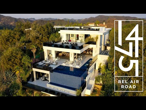 Bel Air's Newest LUXURY HOME - 1475 Bel Air Road | Los Angeles, California
