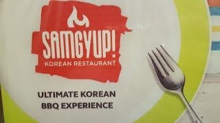SAMGYUP KOREAN RESTAURANT