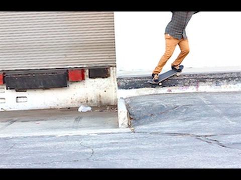 Ronson Lambert ( Raw Clips ) 2017 Skateboarding