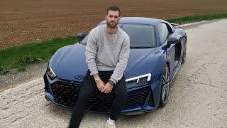MEET THE FASTEST & MOST EXPENSIVE AUDI R8 EVER BUILT