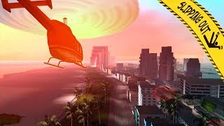 Behind the Scenes - Grand Theft Auto Vice City | Slipping Out
