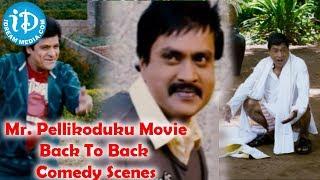 Nithya Pellikoduku - Mr. Pellikoduku Movie B2B Comedy Scenes Part 1 - Sunil - MS Narayana - Ali
