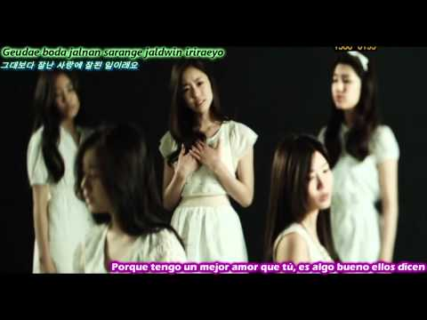 TARA - Good person ( sub español + hangul + romanización)