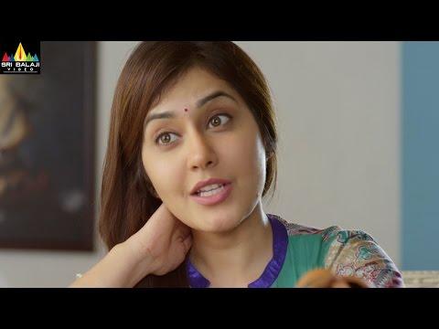 Oohalu Gusagusalade Movie || Rashi Khanna Srinivas Avasarala Dinner Scene video