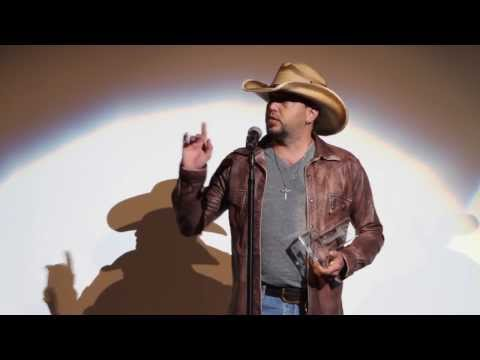 2013 ACM Honors - Jason Aldean - ACM Crystal Milestone Award