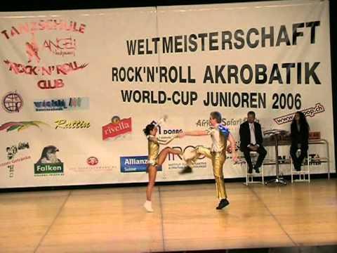 Sandra Chudomska & Vitezslav Horak - Weltmeisterschaft 2006