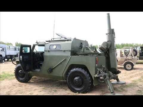 США В ШОКЕ ! Российские военные получат роботизированные миномёты