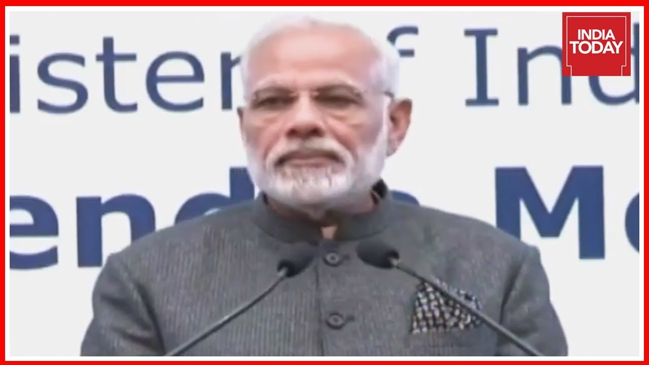 PM Modi Exclusive Speech To Indian Diaspora In Manila, Philippines