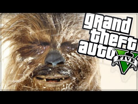 GTA 5 Funny Moments CHEWBACCA w Sidemen GTA V