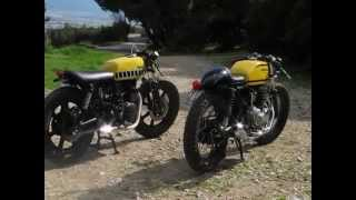 Custom Motorcycles & Restoring in Greece
