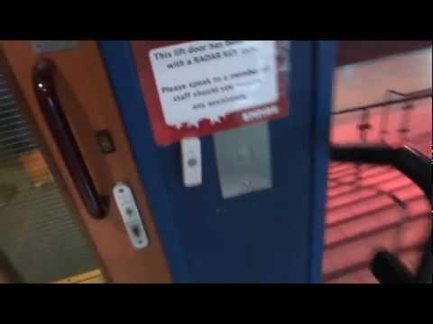 Elevator at Empire Cinema, Sutton