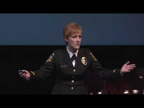 Keynote Speaker Fire Chief Tanya Hoover at Fire Alumni Firefighter Candidate conference