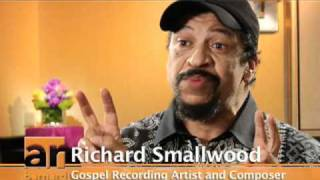 Richard Smallwood with Clifton Davis on TBN- Aug 26, 2011 Interview