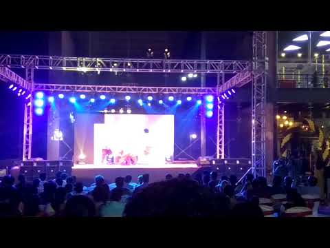 Beautiful dance by Team WDC on the inauguration of dARC 1 Fitness Kochi