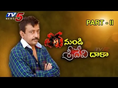 RGV's Open Clarification about Sridevi Movie | RGV Interview with TV5 News | Part - 2