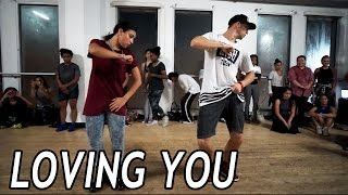 LOVING YOU - Trey Songz Dance Video | @MattSteffanina Choreography (Int/Adv)