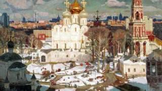 Blagoslovi Dushe Moya Gospoda (Vespers). Rakhmaninov