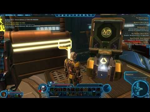 [SWTOR] Datacrons of Nar Shaddaa (Empire) - A Guide by Degren of Friends and Pals! [HD]