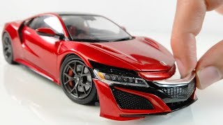 Building a Perfect Tiny Honda/Acura NSX Step by Step