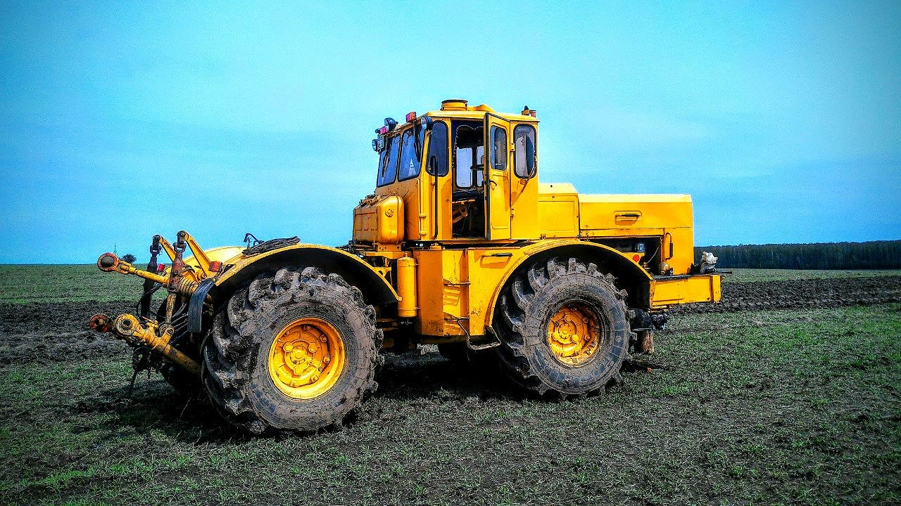 Трактор кировец своими руками 4