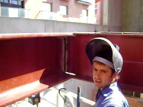 soldador uruguayo ( cordon de relleno ) welder