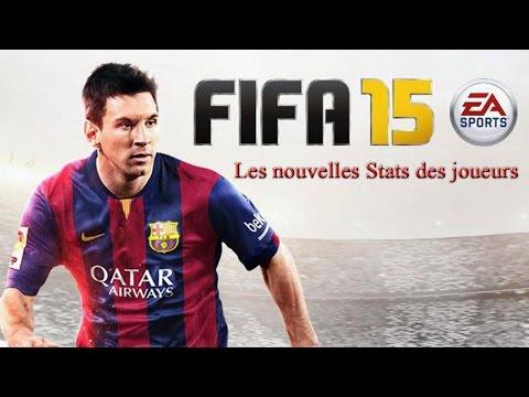 FIFA 15 Les Nouvelles Stats des Joueurs