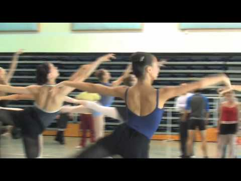 Miami City Ballet school nurtures young dancers