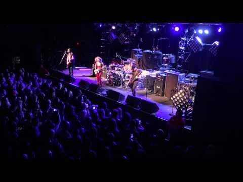 4 - Back to the Cave - Lita Ford (Live in Raleigh, NC - 4/07/16)