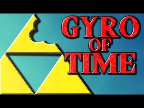 The Legend of Zelda - Gyro of Time