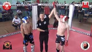 MP MMA 2018 Junior 61 kg Dziubiński A vs Palasik K