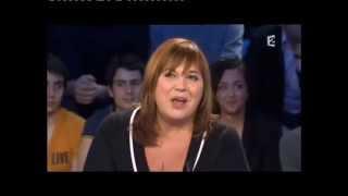 Michèle Bernier - On n'est pas couché 26 février 2011 #ONPC