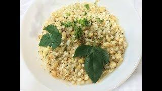 Sabbakki Uppittu  Recipe   Sabudana khichdi   Seeme akki Upma    Breakfast recipes