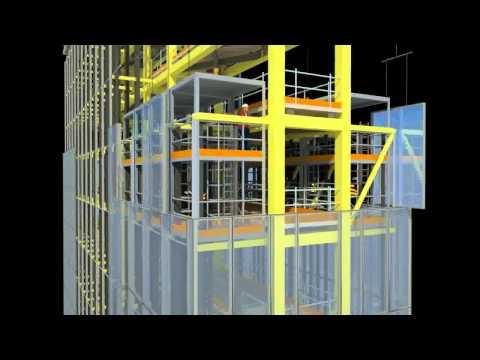 leadenhall building London - construction video [HD]