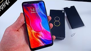 Xiaomi Mi 8 - SPECIAL EDITION Unboxing & Review!
