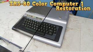 TRS-80 Color Computer 1 Restoration