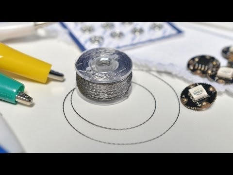 Conductive Thread - 10 Tips