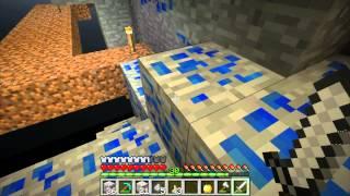 Minecraft| Survival Paradise #11: Maçãs Douradas e Diamantes! :D