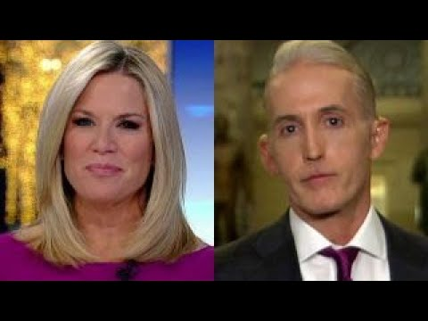 Rep. Trey Gowdy: 'Really bad facts' emerging about DOJ, FBI