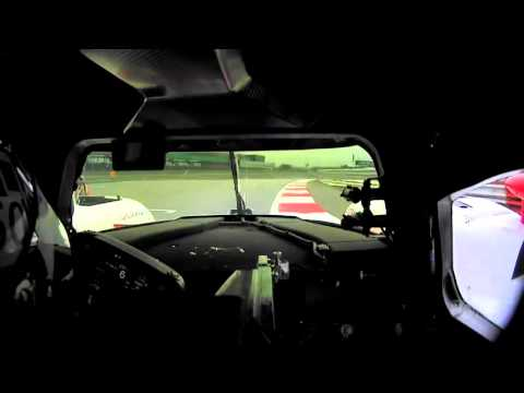 Onboard with Toyota TS050 #6 at Silverstone