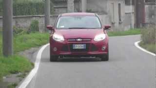 Ford Focus 1.0 Ecoboost : prova su strada / test