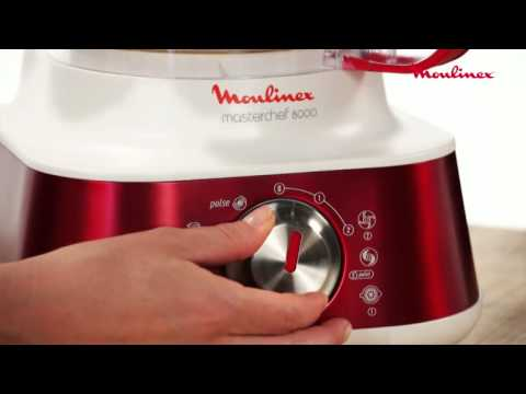 Moulinex Masterchef 8000 .wmv