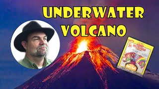 How to make an underwater volcano science project for kids